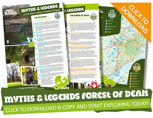 Myths and Legends of the Forest of Dean and Wye Valley