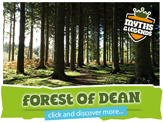 Myths and Legends of the Forest of Dean